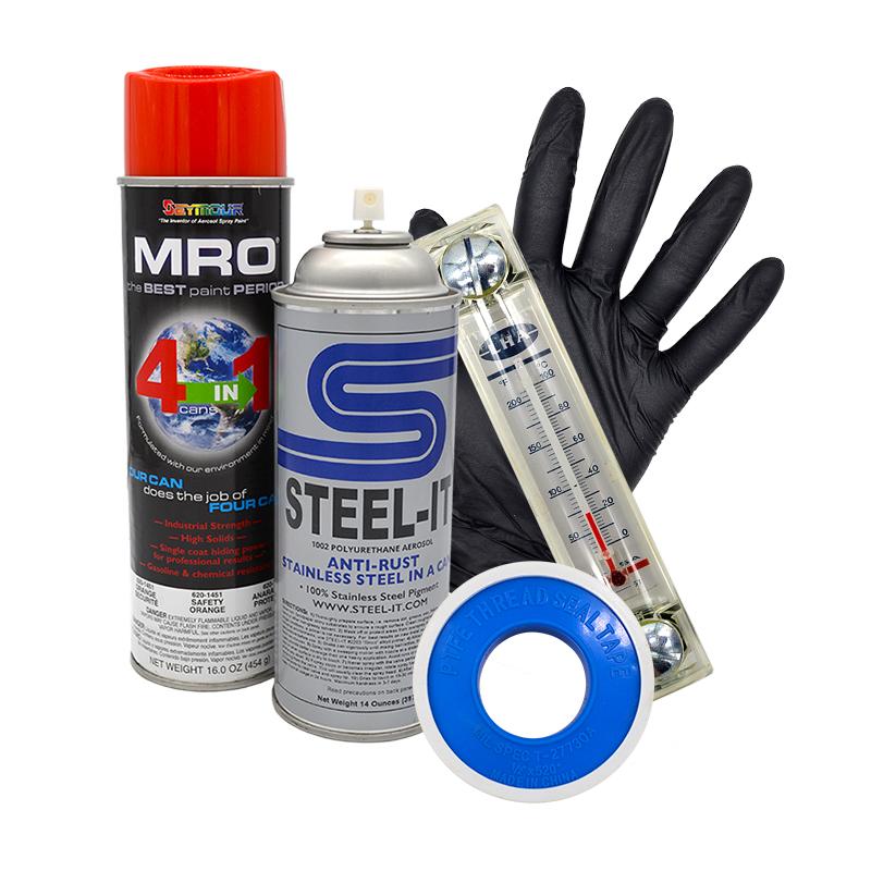 Tools & Shop Supplies