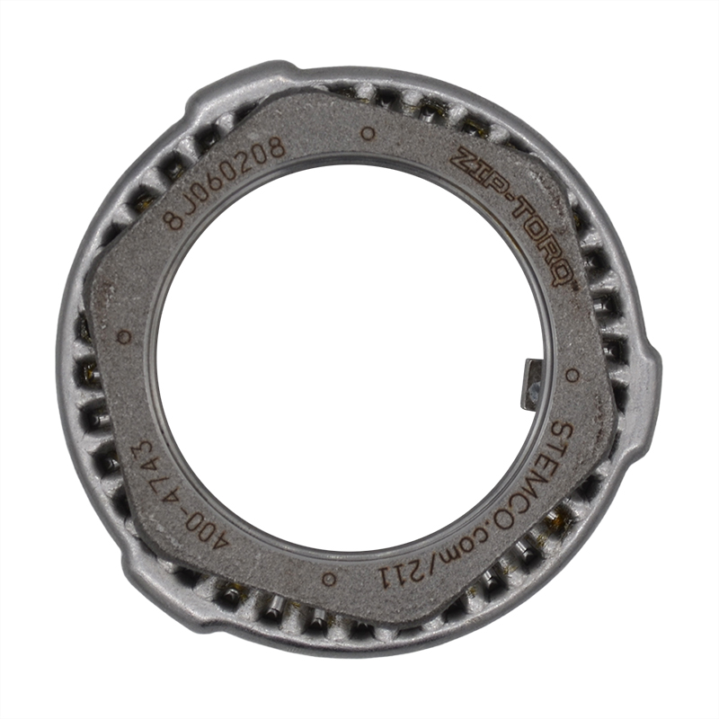 Wheel End Components